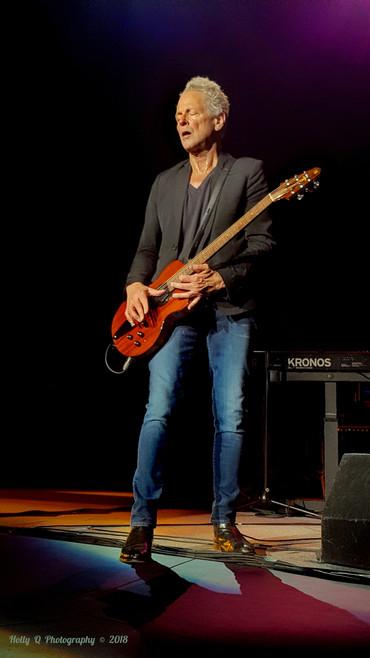 Lindsey Buckingham: One Man. One Guitar. Countless Emotions.