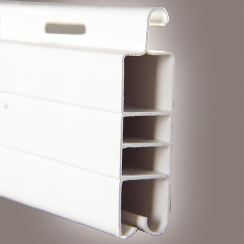 PVC lama recta 40mm