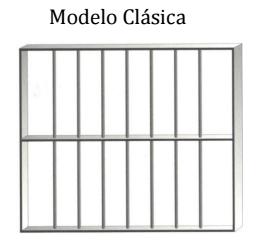 Reja modelo Clásica