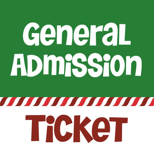 $20 General Admission Only Pass