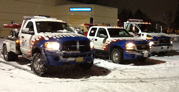 Bob's Auto and Towing Fleet in Snow Albany Corvallis Eugene