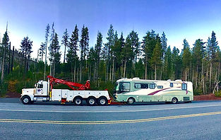 T65 towing Motorhome on Hwy.jpg