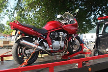 Motorcycle Towing Repair Assistance