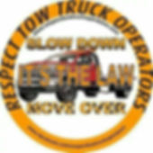 respect tow truck drivers, tow lives matter, tow family, we care