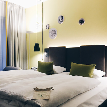 HOTELREVIEW - VIENNA HOUSE EASY BERLIN