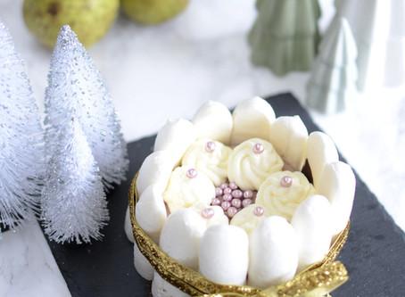 RECIPE - CHRISTMAS CHARLOTTE CAKE