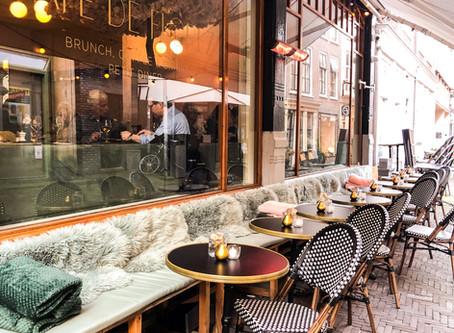 REVIEW - CAFE DE FLORÈZ
