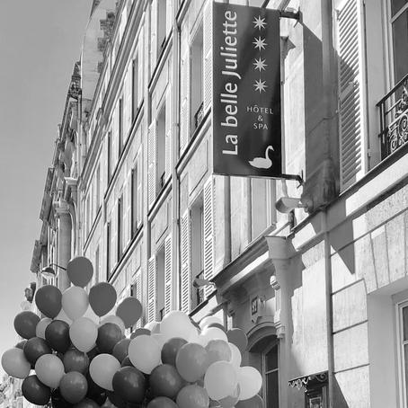 HOTEL REVIEW- LA BELLE JULIETTE PARIS