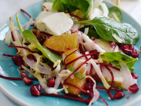 RECIPE - CHRISTMAS SALAD