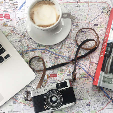 DESTINATION PARIS - THE BEST WEBSITES TO PREPARE YOUR TRIP