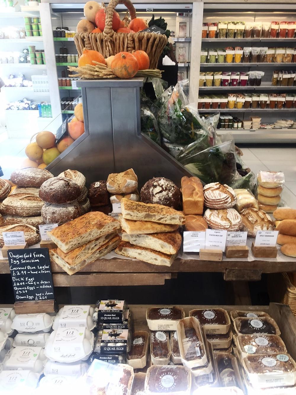 Daylesford bread