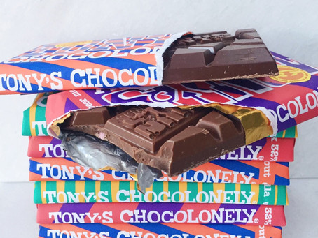 REVIEW - TONY'S CHOCOLONELY LIMITED EDITIONS 2017