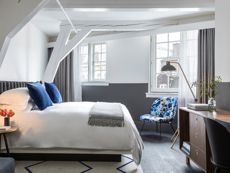 REVIEW - KIMPTON DE WITT HOTEL AMSTERDAM