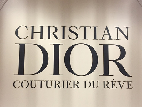 FOODIES & FASHION - EXHIBITION 70 YEARS DIOR