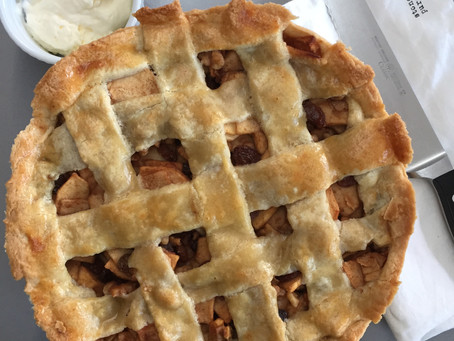 RECIPE - THE PERFECT DUTCH APPLE PIE