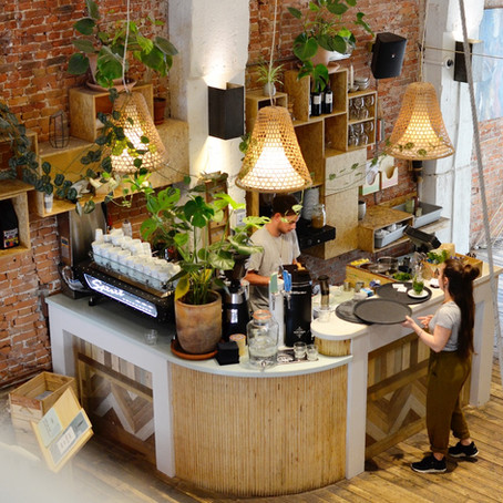 REVIEW - COFFEE & COCONUTS AMSTERDAM