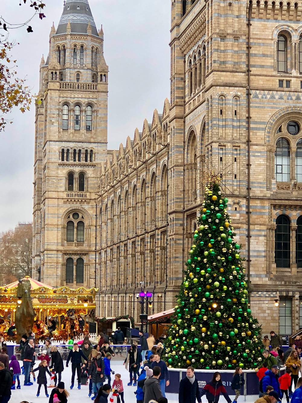 Top 10 Christmas Decoration In London