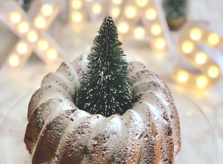 RECIPE - CHRISTMAS BUNDT CAKE