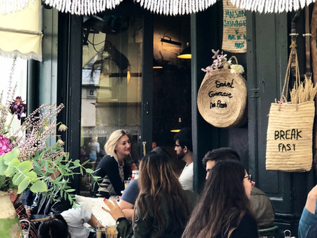 TOP 6 INSTAGRAMMABLE FOODIE HOTSPOTS PARIS