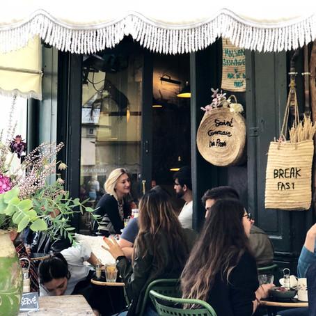 TOP 6 INSTAGRAMMABLE FOODIE HOTSPOTS PARIS
