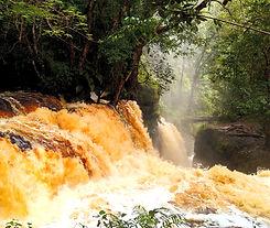 CACHOEIRA DO SANTUARIO AMAZON DESTINATIONS