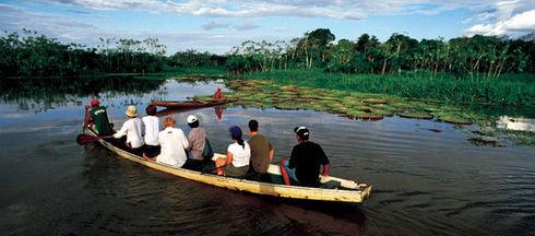 TURISMO NA AMAZONIA - AMAZON DESTINATIONS