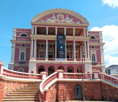 teatro amazonas manaus amazon destinatio