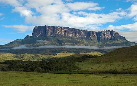 MONTE RORAIMA AMAZON DESTINATIONS