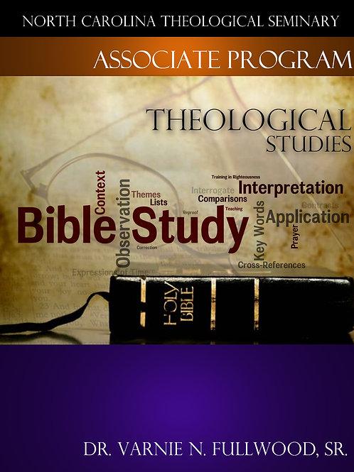 Digital Associate Theology Textbook