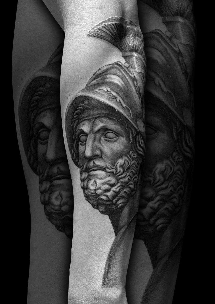 Steve toth tattoo artist uk marbella collection for Best tattoo artist in alabama