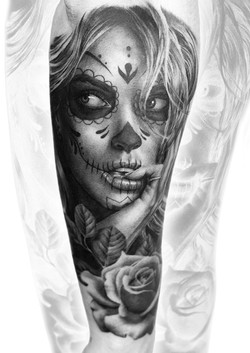 Steve Toth Tattoo Artist UK