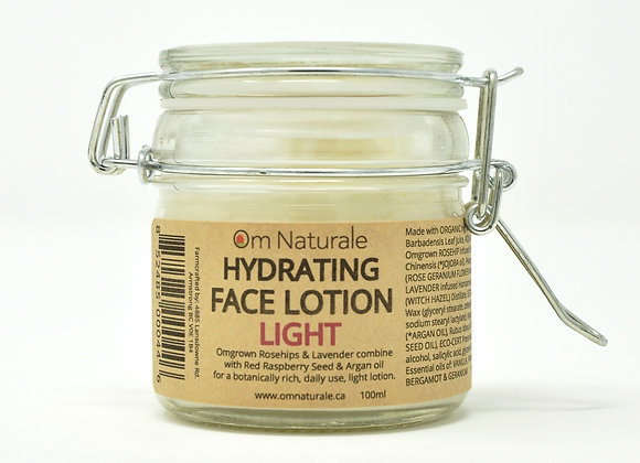Hydrating Face Lotion Light (100ml)