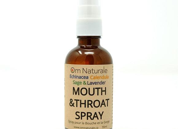 Mouth & Throat Spray