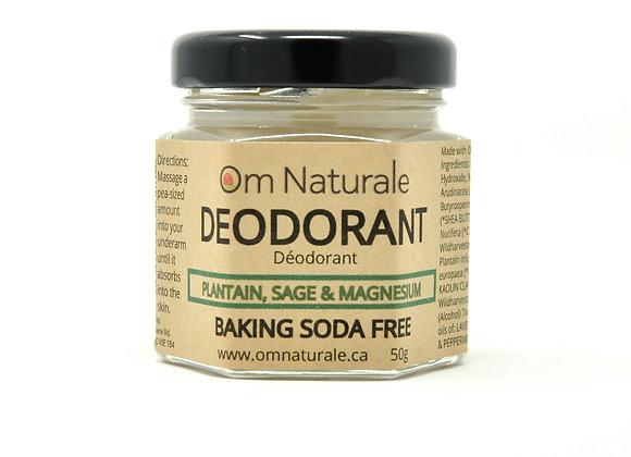 Deodorant - Baking Soda Free