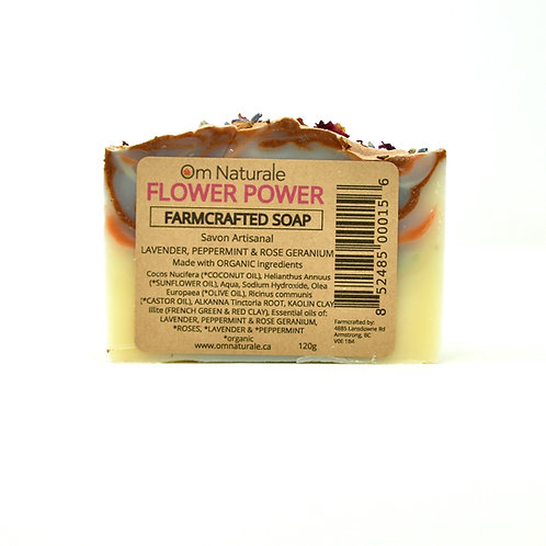 Farmcrafted Soap – Flower Power