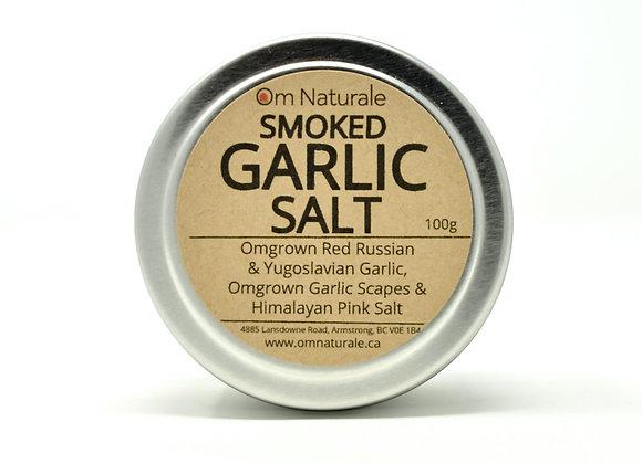 Omstead Smoked Garlic Salt (100g)