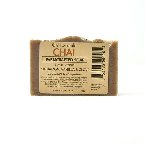 Farmcrafted Soap – Chai