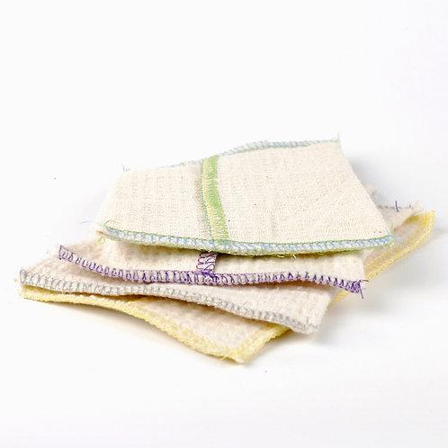 Organic Cotton Soap Saver