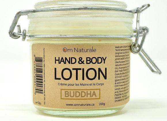 Hand & Body Lotion – Buddha