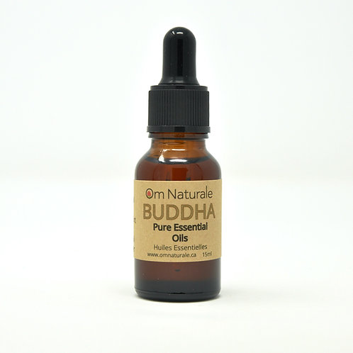 Essential Oil Blend – Buddha (15ml)
