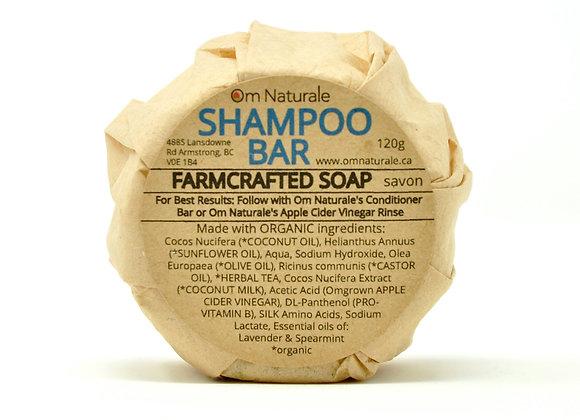 Conditioning Shampoo Bar