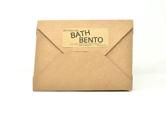 Bath Bento Box