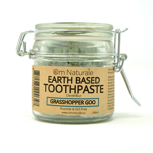 Grasshopper Goo Toothpaste (100ml)