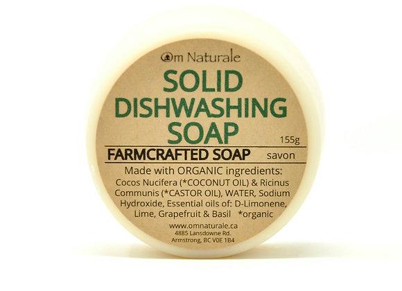 Solid Dishwashing Soap Refill