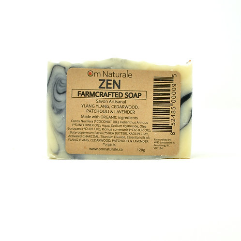 Farmcrafted Soap – Zen
