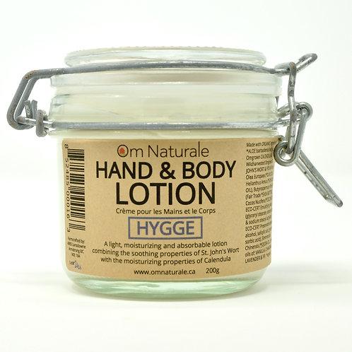 Hand & Body Lotion - Hygge