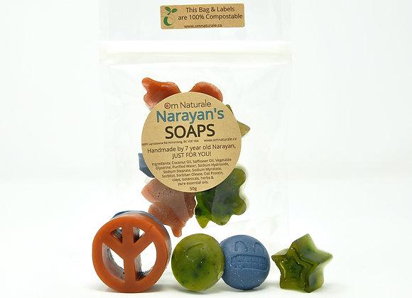Narayan's L'il Soaps