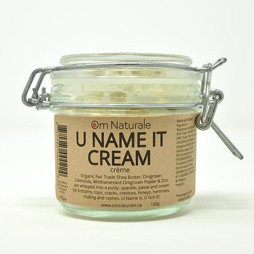 U Name It Cream (100g)