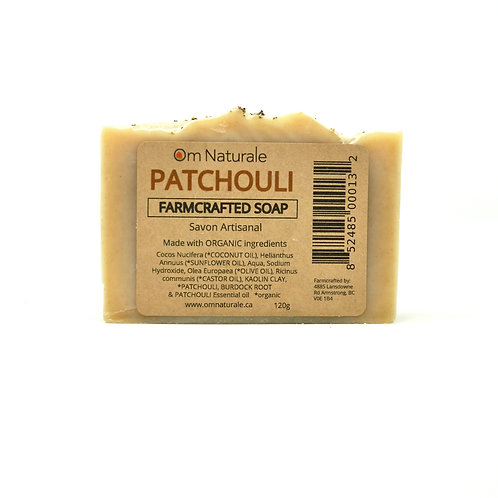 Farmcrafted Soap - Patchouli