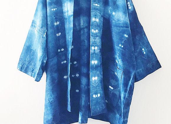 Cropped Kimono Jacket -2
